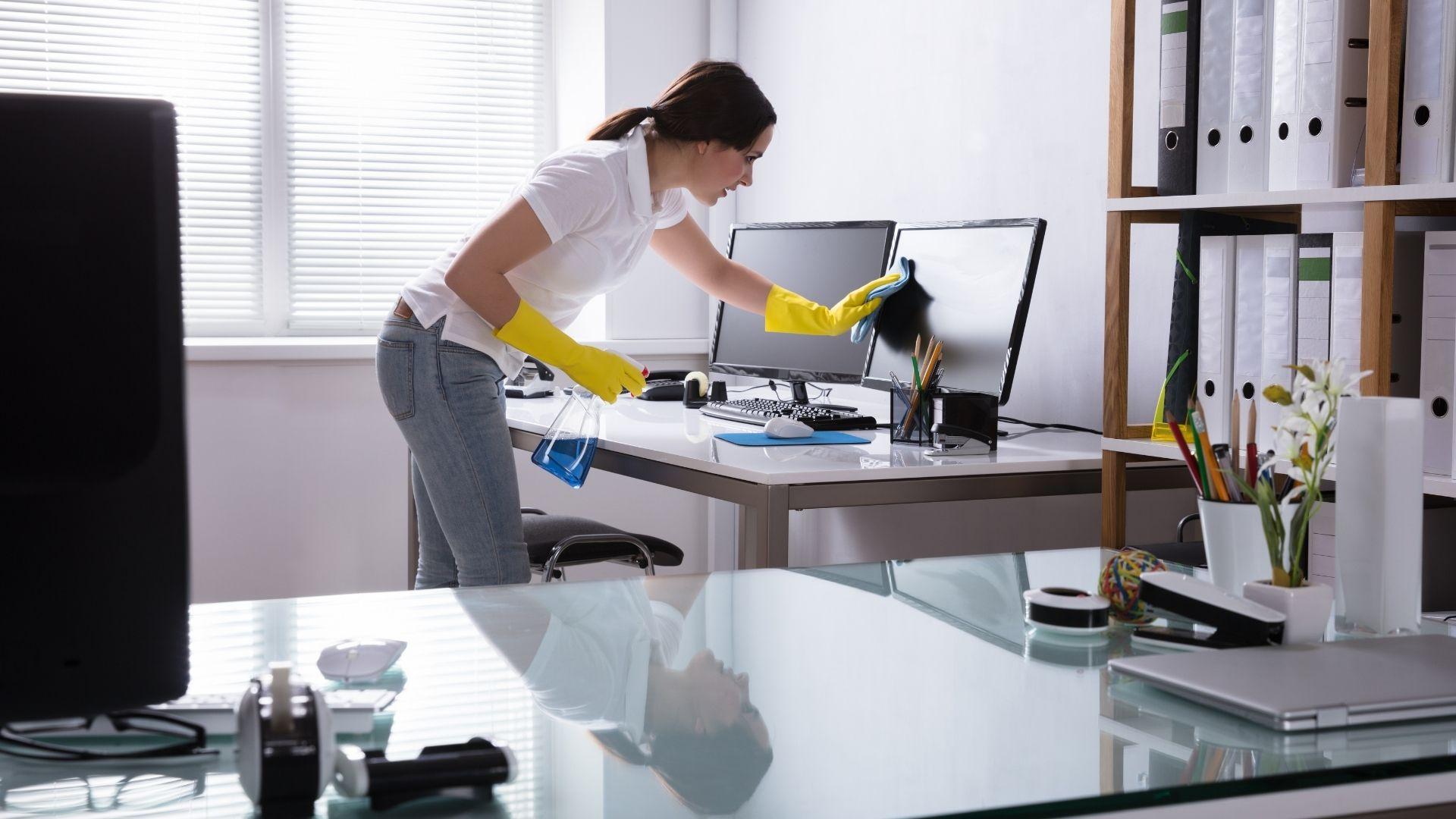 Büro-und Praxisreinigung